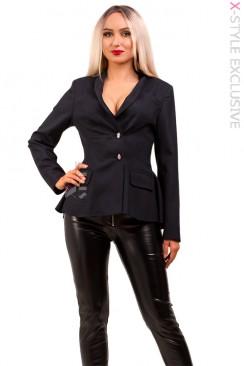 Пиджак с глубоким декольте X-Style