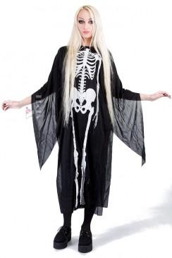 Накидка Скелет