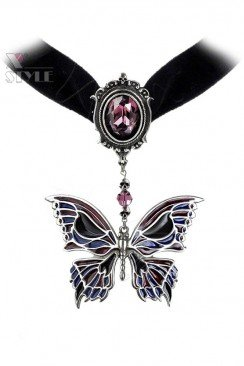 Подвеска Death's-Head Butterfly