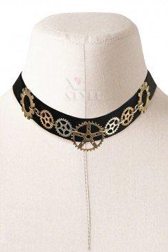 Ожерелье-чокер Стимпанк X-Style