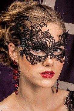 Твердая ажурная маска Artistic