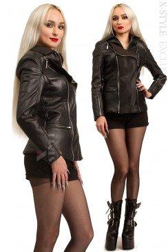 Женская косуха X12124