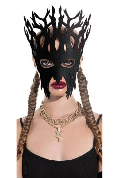 Карнавальная маска Dark Forest