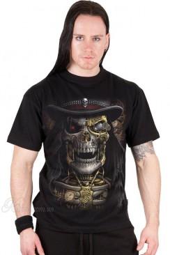 Мужская футболка Steampunk Reaper