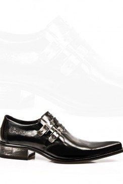Туфли NEW ROCK с металлическими застежками