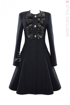 Демисезонное пальто в стиле 50-х X-Style