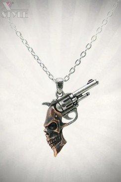 Кулон Steampunk Triggerhead