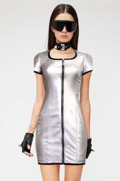 Платье Pin-Stripe