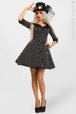 Платье Miss Steampunk X5272