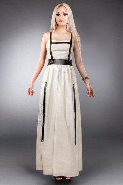 Длинное платье с портупеей XSTYLE