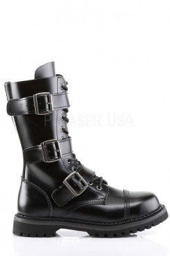 Кожаные ботинки Riot-12