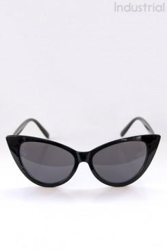 """Черные очки """"кошачий глаз"""" IN5093"""
