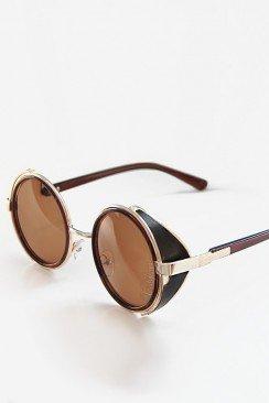 Круглые очки IND088