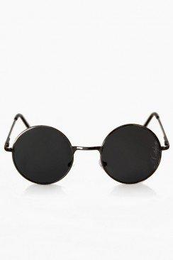 Солнцезащитные круглые очки IN-81