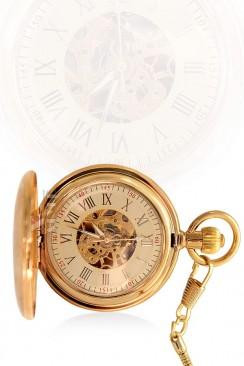 Карманные часы Prestige Gravure
