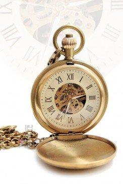 Старинные механические часы Workmans