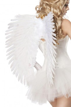 Белые крылья ангела Amynetti