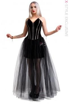 Длинная юбка-пачка X-Style