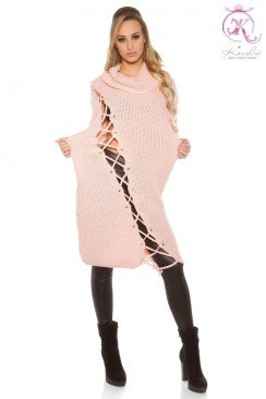 Платье-свитер KouCla