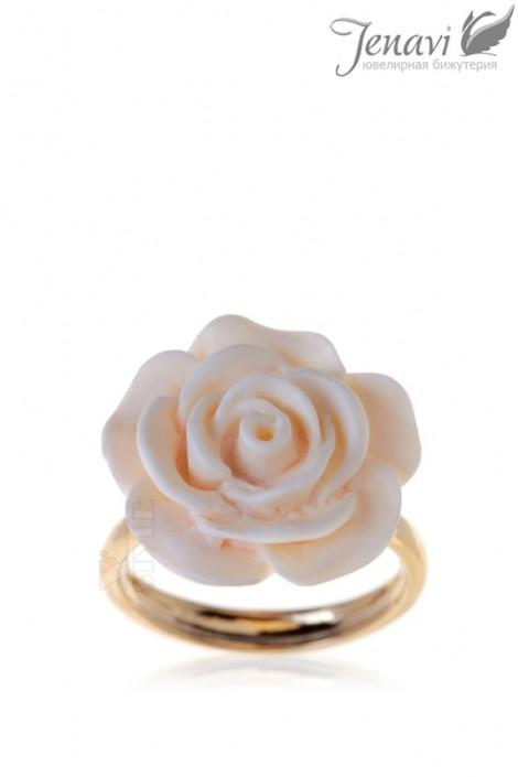 Позолоченное кольцо 708192 (708192)