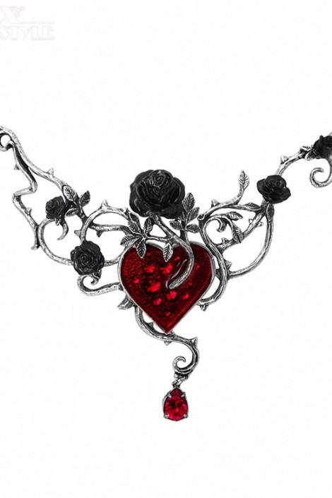 Колье Bed Of Blood Roses в подарочной упаковке (AGP630)