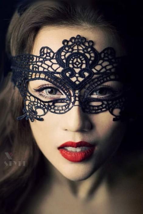 Кружевная маска (901001)