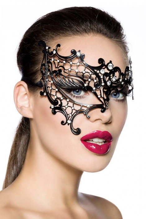 Асимметричная металлическая маска A1017 (901017)