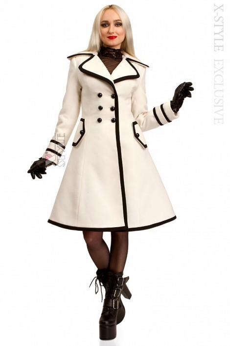 Зимнее кашемировое пальто Xstyle X5059 (115059)