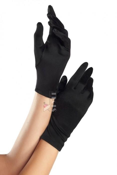 Короткие черные перчатки Xstyle accessories (601149)
