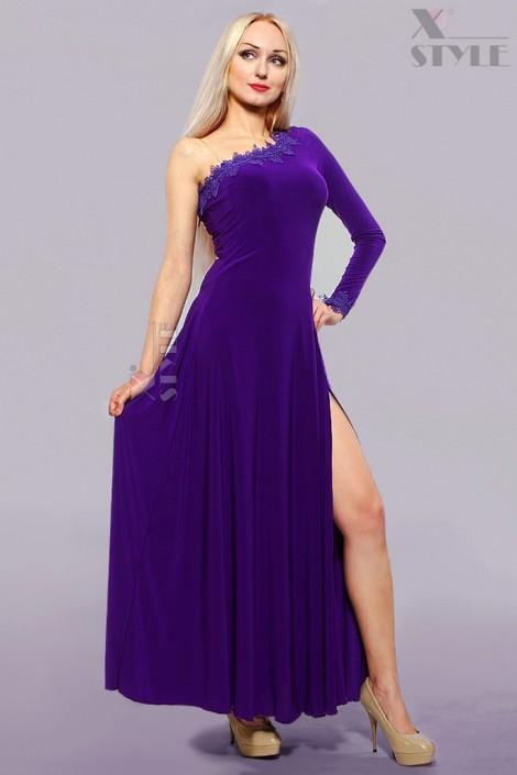 Платье с глубоким разрезом Xstyle (105137)