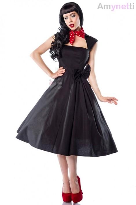 Черное платье Рокабилли AN5294 (105294)