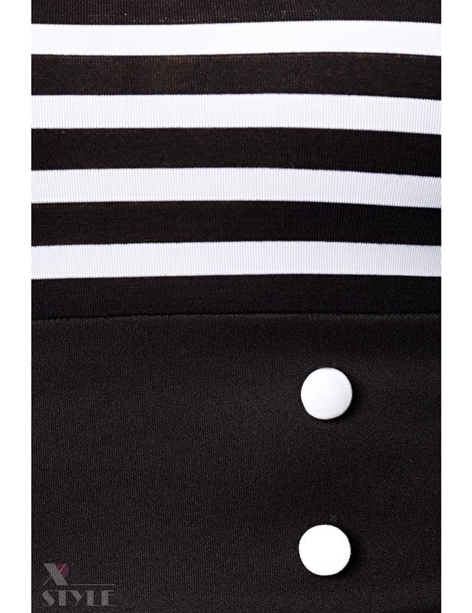 Винтажная блузка B-186, 7