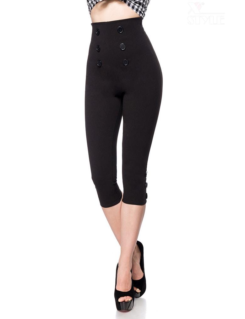Облегающие брюки в стиле Ретро Belsira, 7