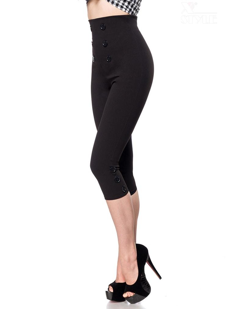 Облегающие брюки в стиле Ретро Belsira, 5