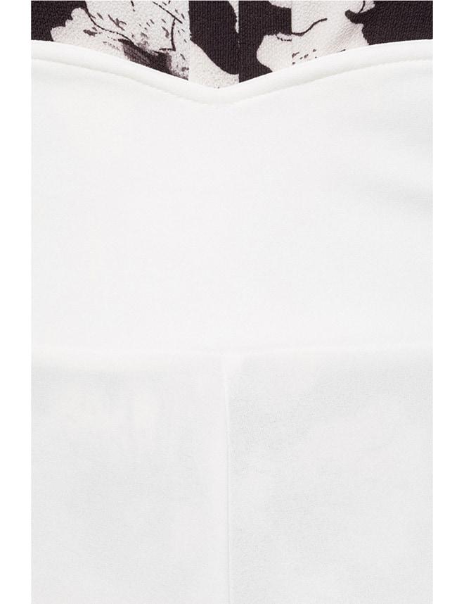 Белые широкие женские брюки Belsira, 11