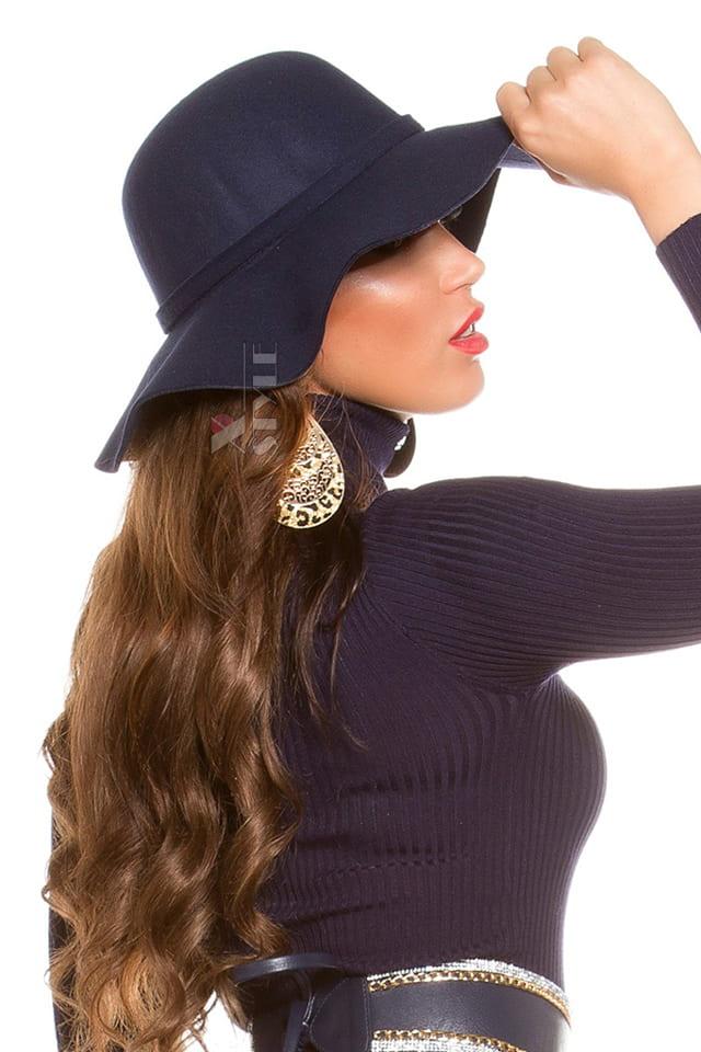 Широкополая женская шляпа в стиле Ретро, 3