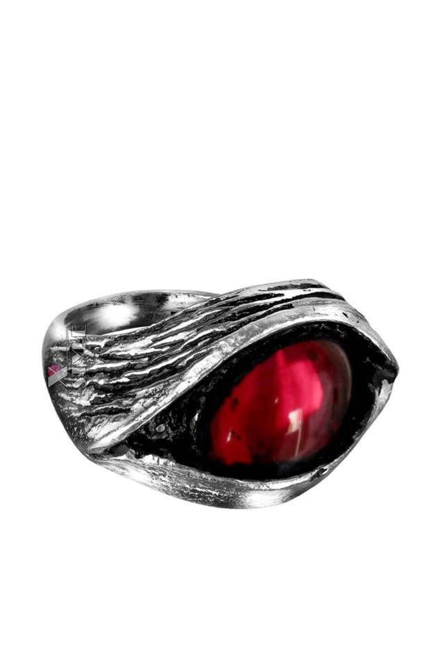 Кольцо Глаз демона (ручная работа), 7