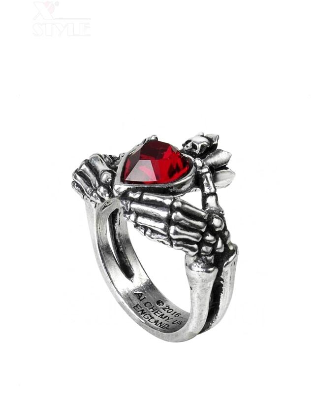 Кольцо Кладдах Alchemy Gothic, 5