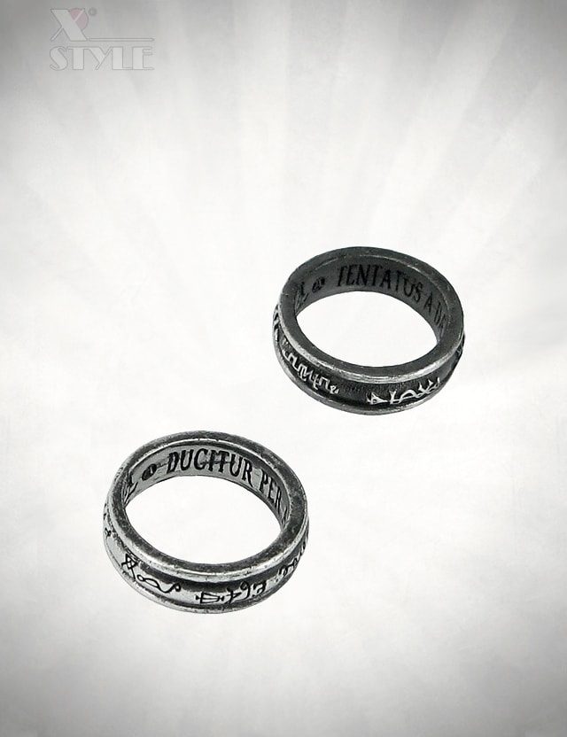Оловянные кольца Alchemy Gothic, 3