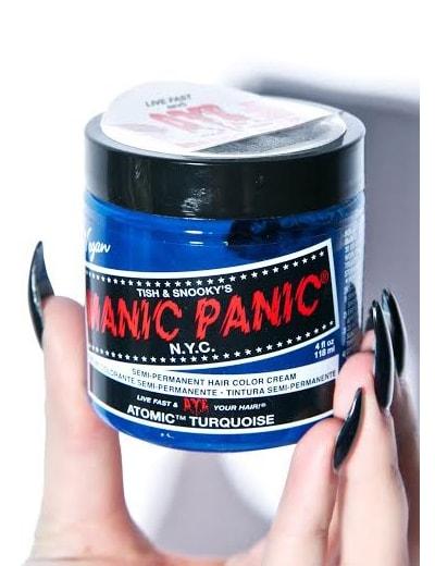 Крем-краска Atomic Turquoise, 9