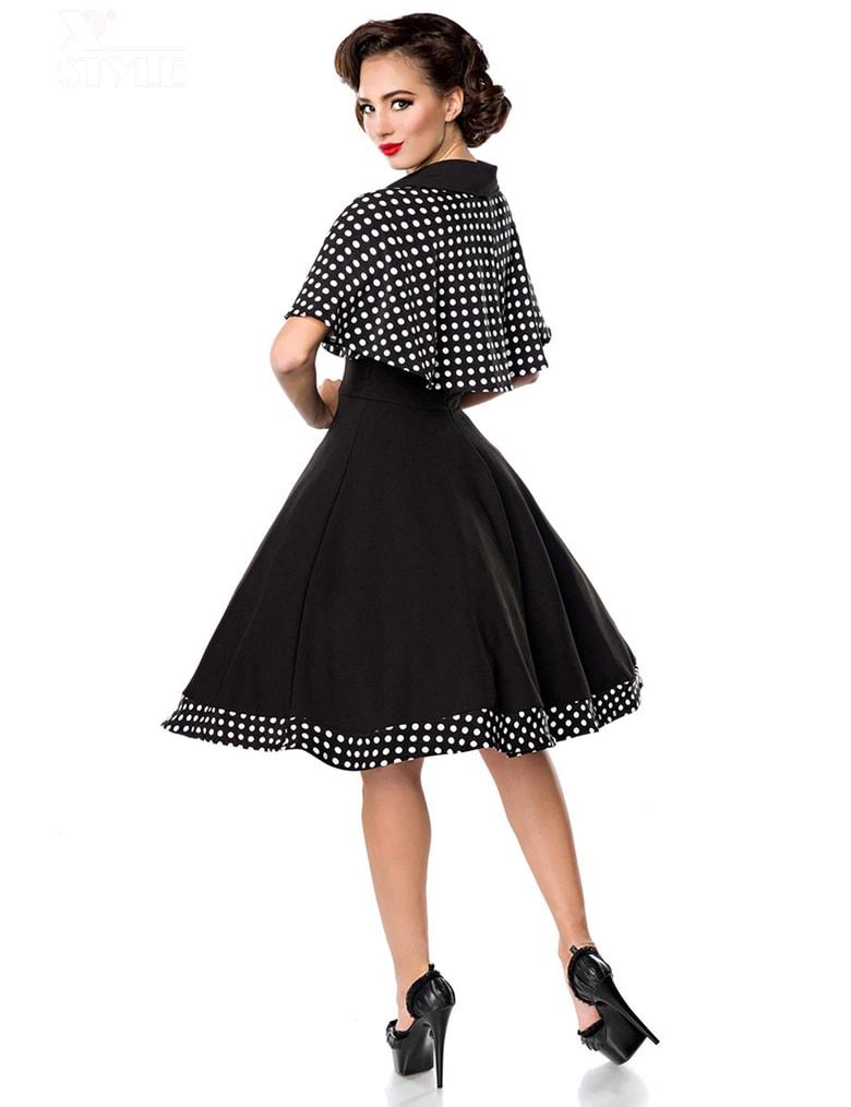 Платье в стиле 50-х с шалью, 5