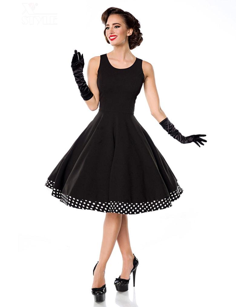 Платье в стиле 50-х с шалью, 3