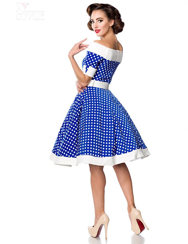 Платье Rockabilly с поясом Belsira, 3