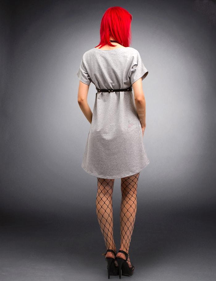 Платье с портупеей X246, 3