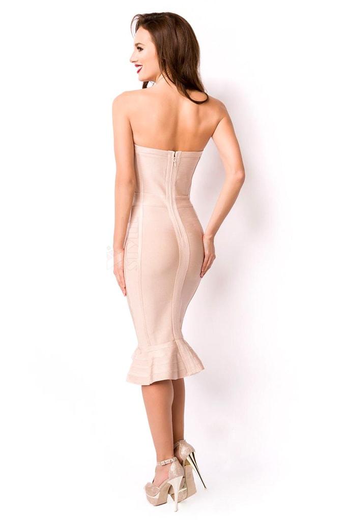 Бандажное платье XC5308, 3