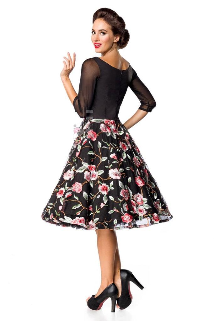 Винтажное вечернее платье Belsira, 3