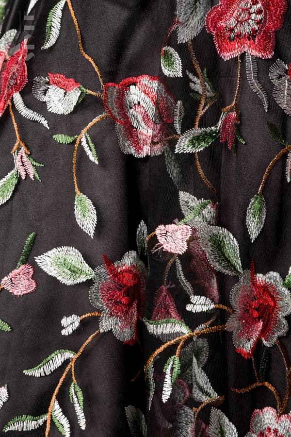 Платье Ретро с вышитыми цветами Belsira, 9
