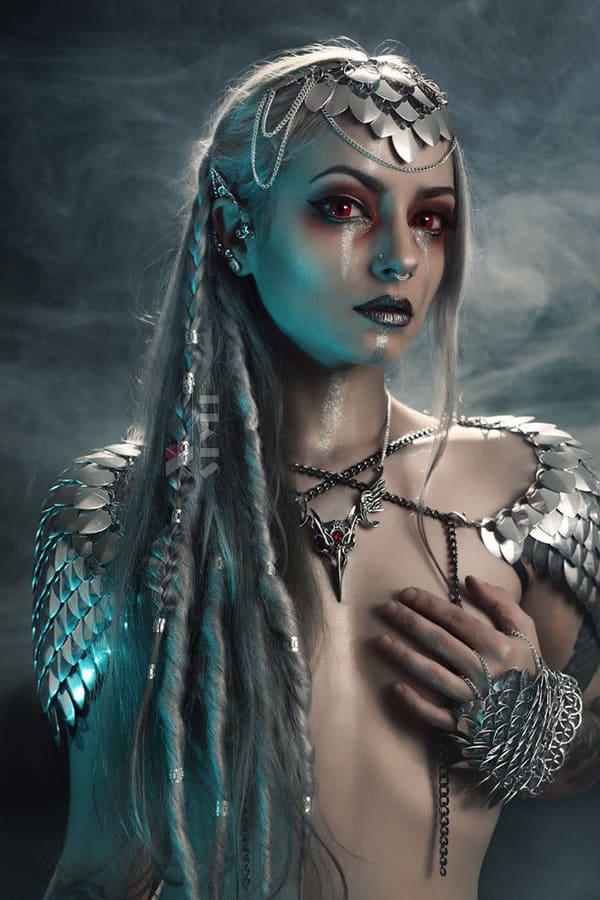 Серьга Elfea, 9