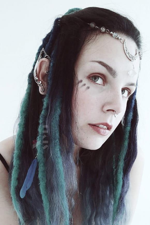 Серьга Elfea, 5