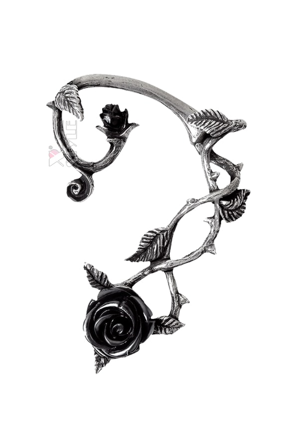 Серьга Black Rose AGE410, 3